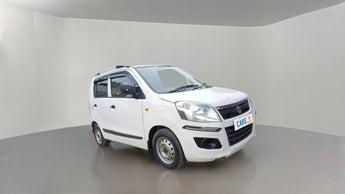 2016 Maruti Wagon R 1.0 LXI CNG