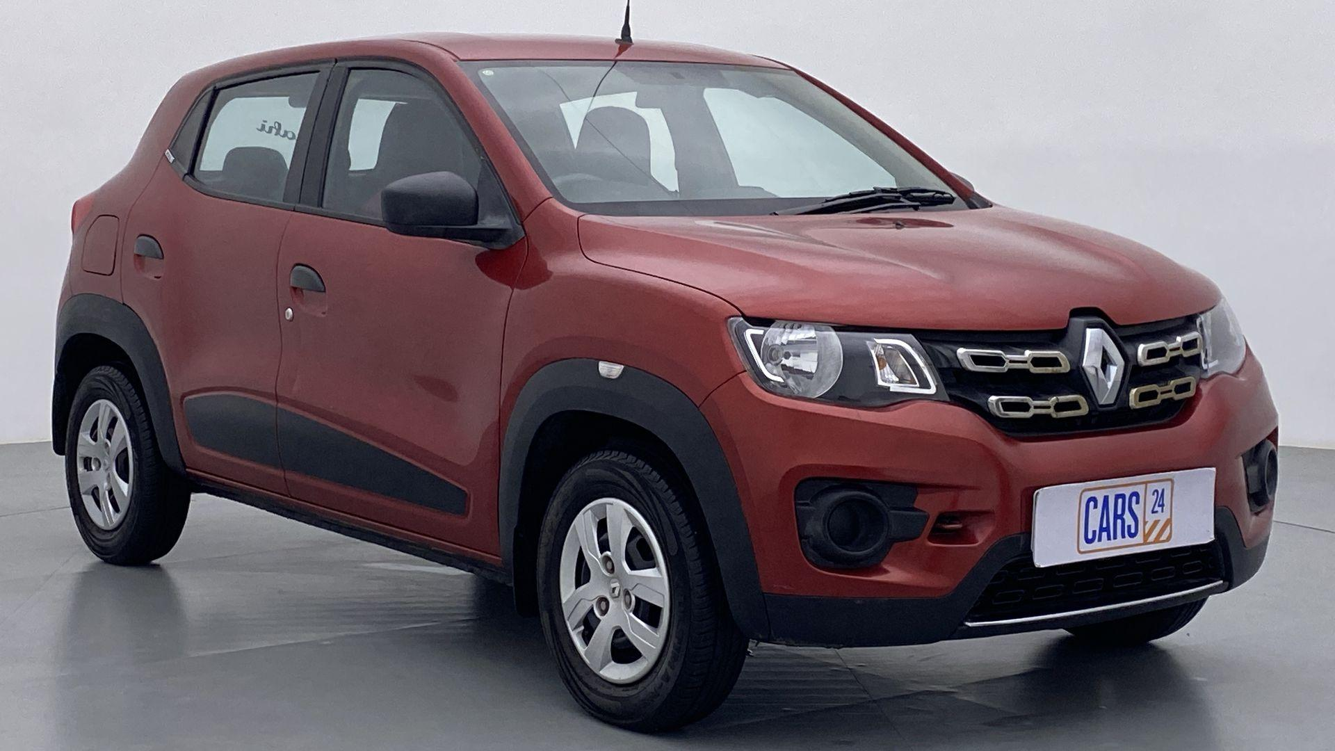 2019 Renault Kwid RXL