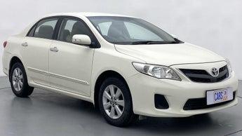 2013 Toyota Corolla Altis D 4D G