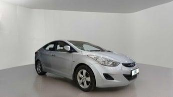 2013 Hyundai New Elantra BASE 1.6
