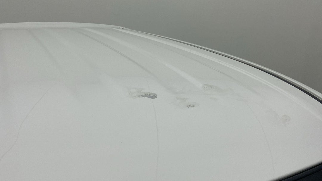 ROOF FADED (2 TO 3 INCHES)
