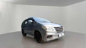 2015 Toyota Innova 2.5 G 7 STR BS III