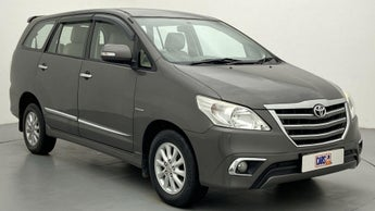 2014 Toyota Innova 2.5 VX 7 STR BS IV