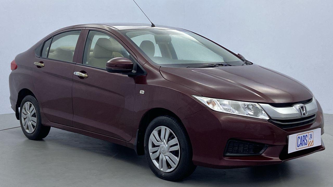 2014 Honda City S MT DIESEL