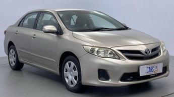2012 Toyota Corolla Altis D 4D J