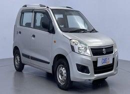 2014 Maruti Wagon R 1.0 LXI CNG