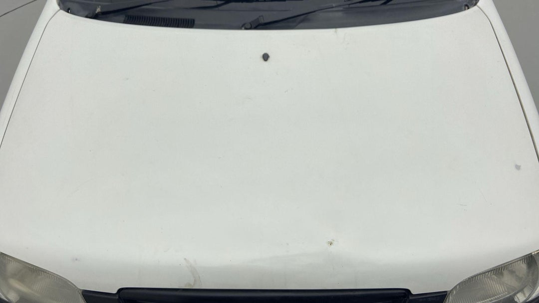 HOOD SCRATCHES (2 TO 3 INCHES)