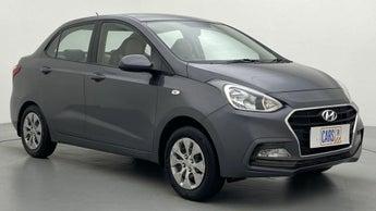 2017 Hyundai Xcent E PLUS
