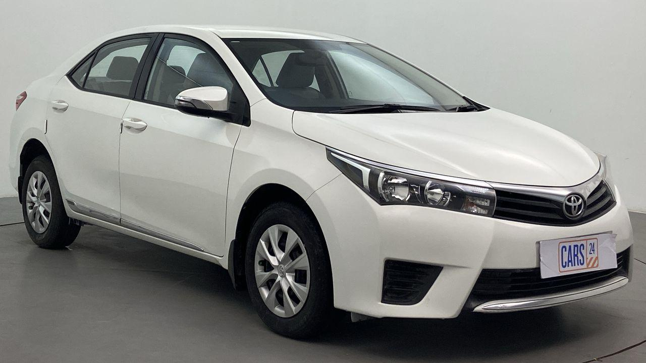 2014 Toyota Corolla Altis D 4D J