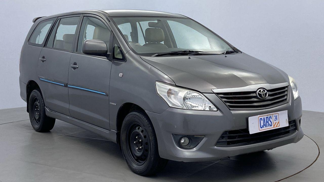 2012 Toyota Innova 2.5 GX 8 STR BS IV