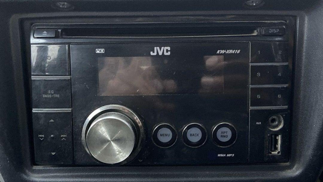 Radio Controls Inoperable