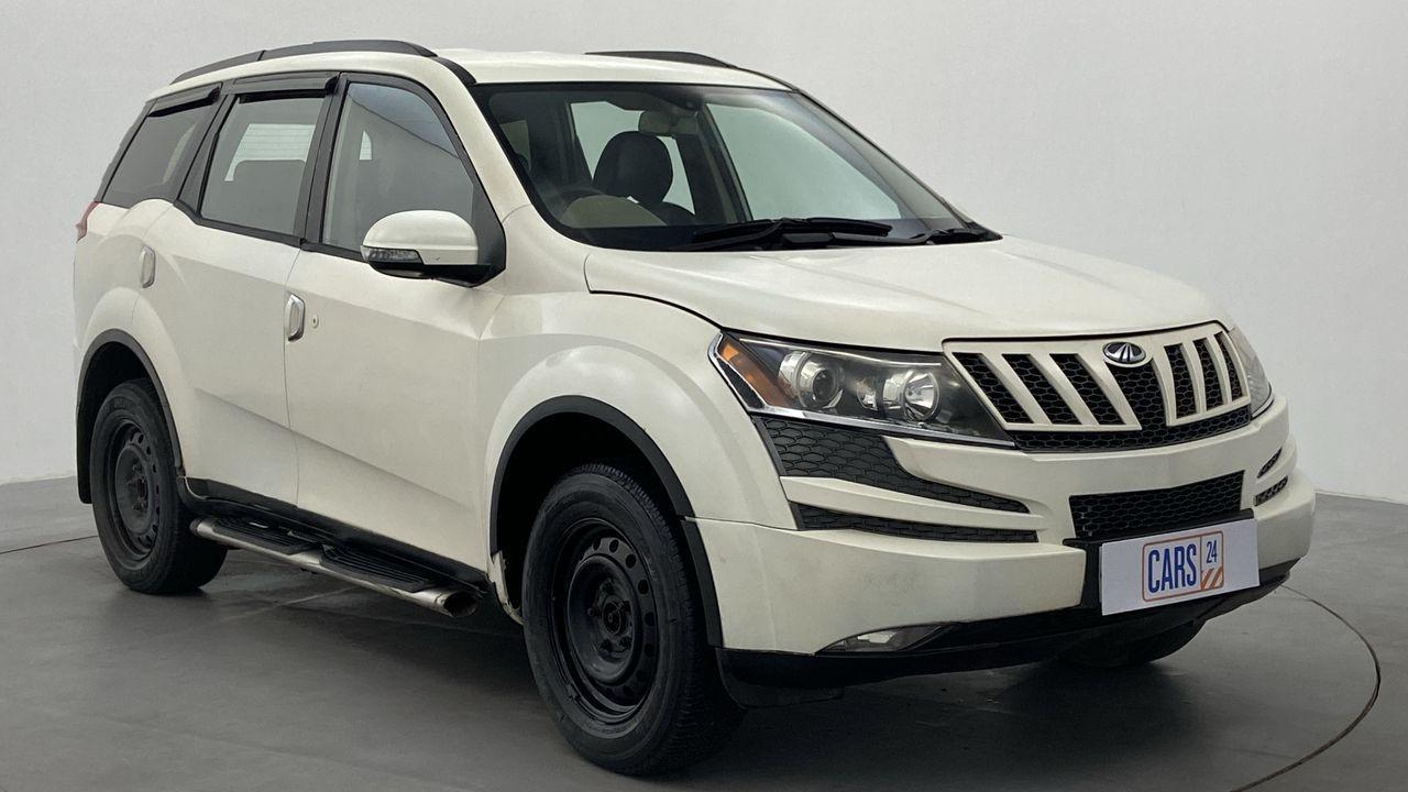 2014 Mahindra XUV500 W6 4X2