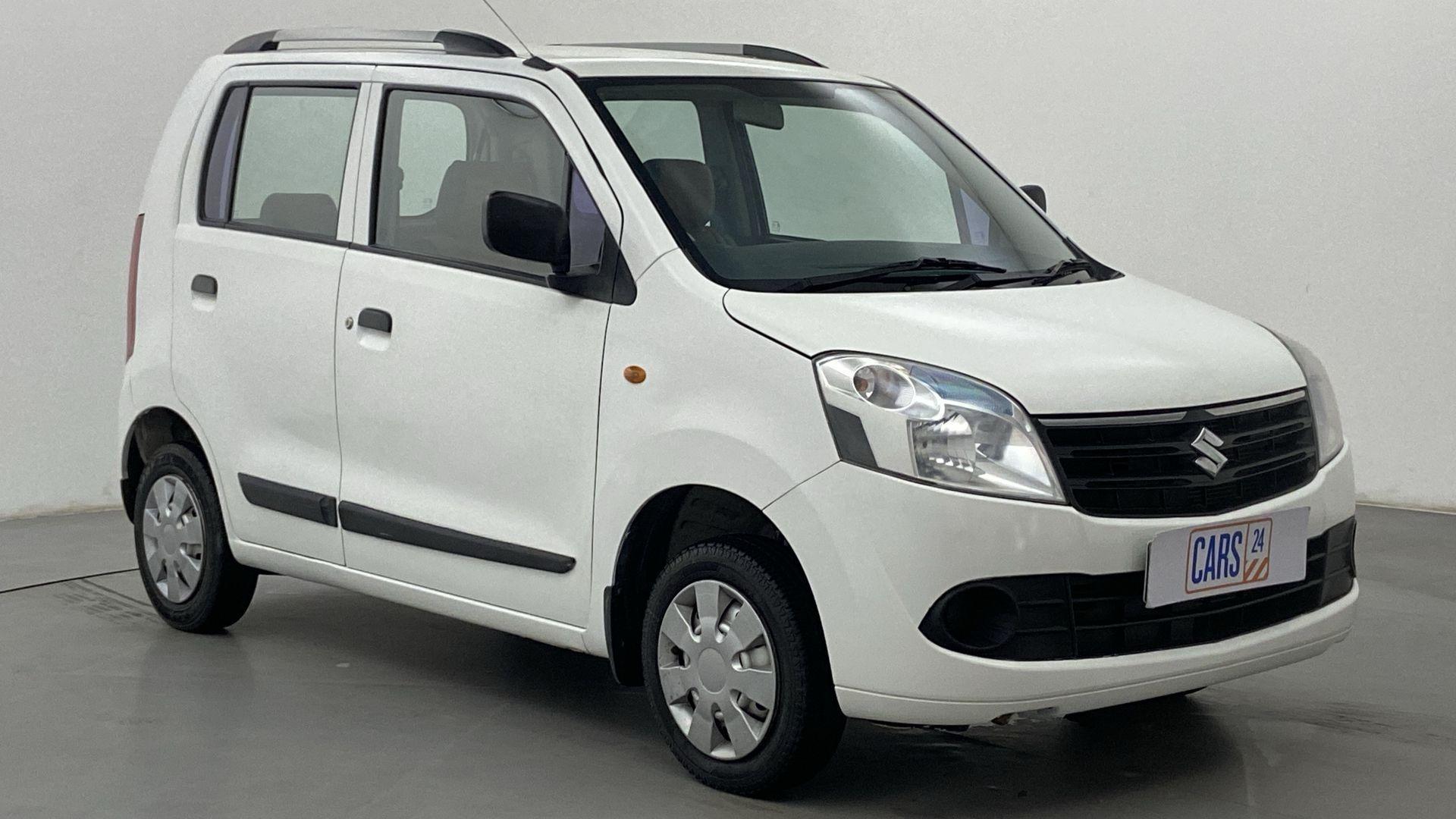 2011 Maruti Wagon R 1.0 LXI