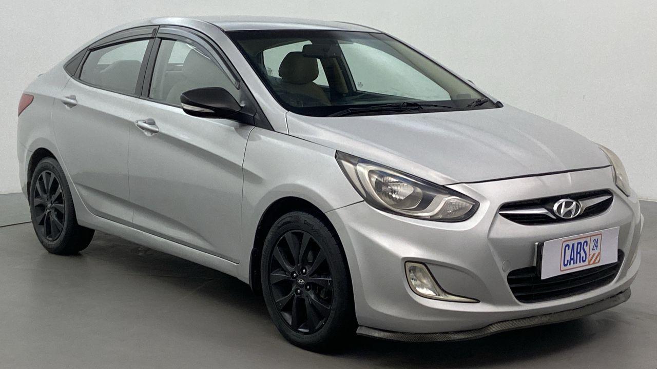 2014 Hyundai Verna FLUIDIC 1.6 SX CRDI