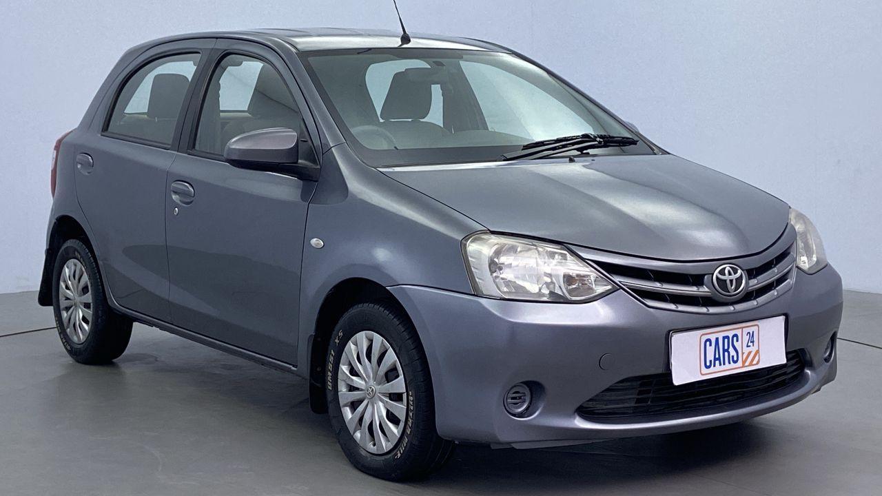 2013 Toyota Etios Liva GD exclusive