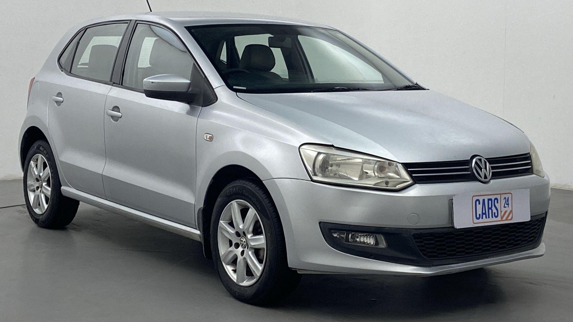 2012 Volkswagen Polo HIGHLINE1.2L DIESEL