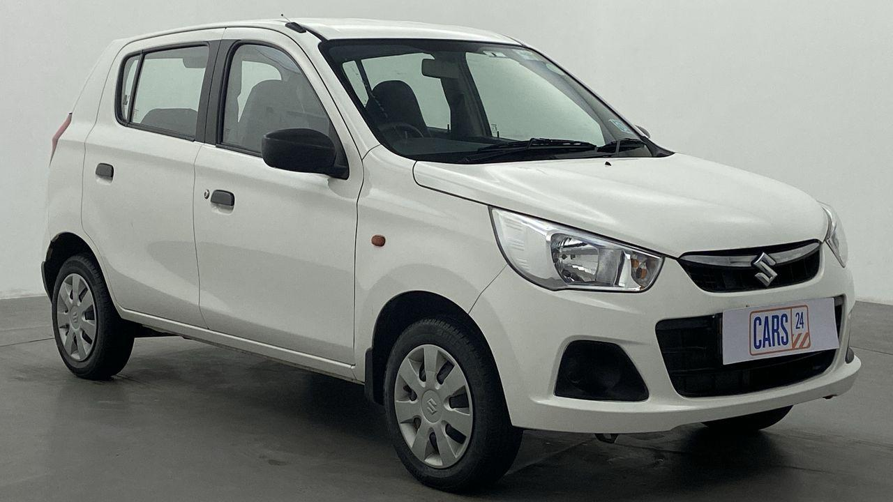 2017 Maruti Alto K10 VXI (O) AMT