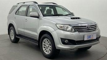 2013 Toyota Fortuner 3.0 MT 4X2