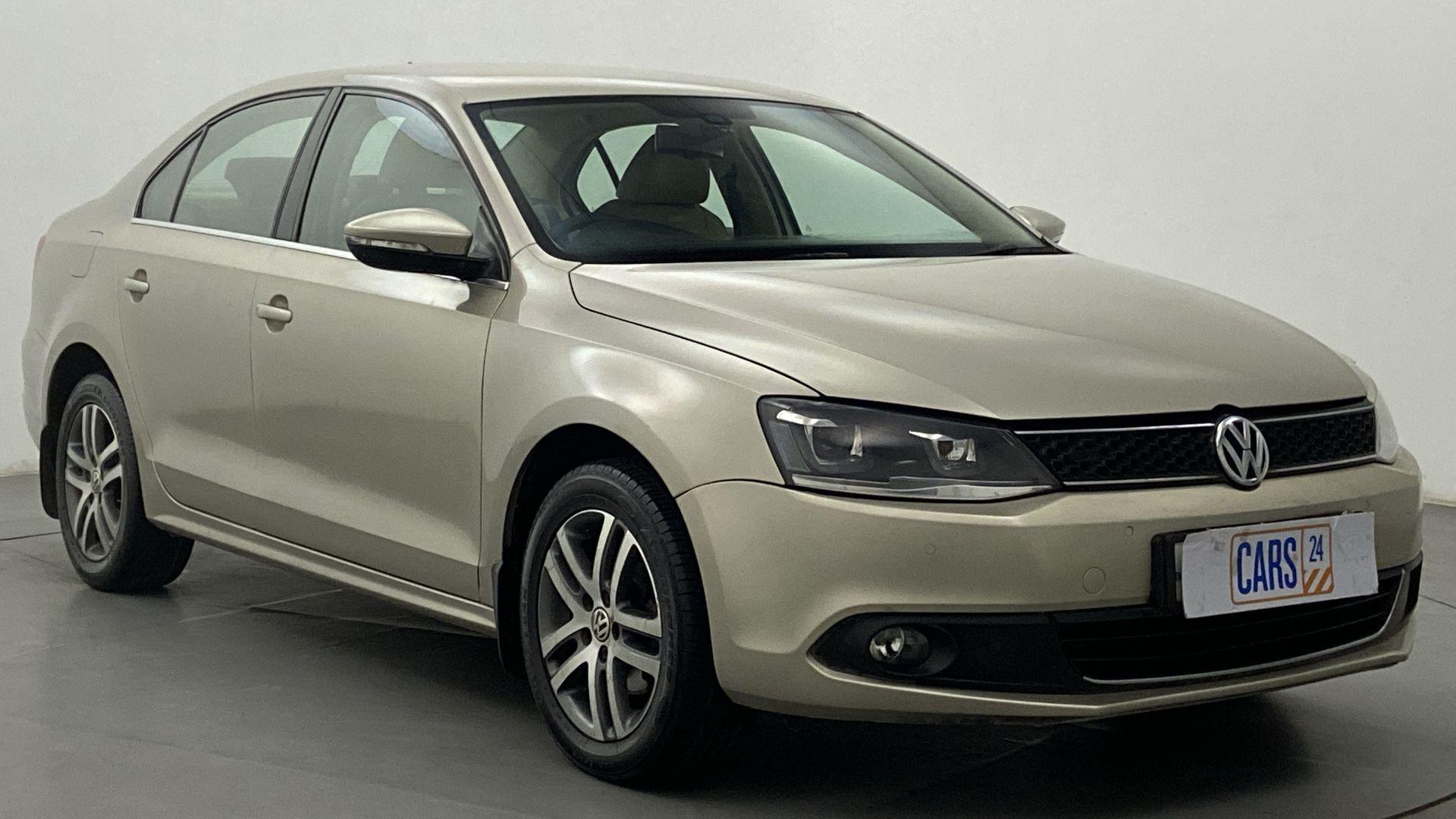 2012 Volkswagen Jetta HIGHLINE TDI AT