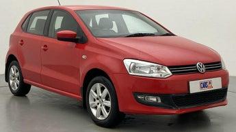 2012 Volkswagen Polo HIGHLINE1.2L PETROL