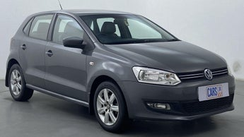 2012 Volkswagen Polo COMFORTLINE 1.2L DIESEL
