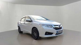 2014 Honda City SV CVT PETROL