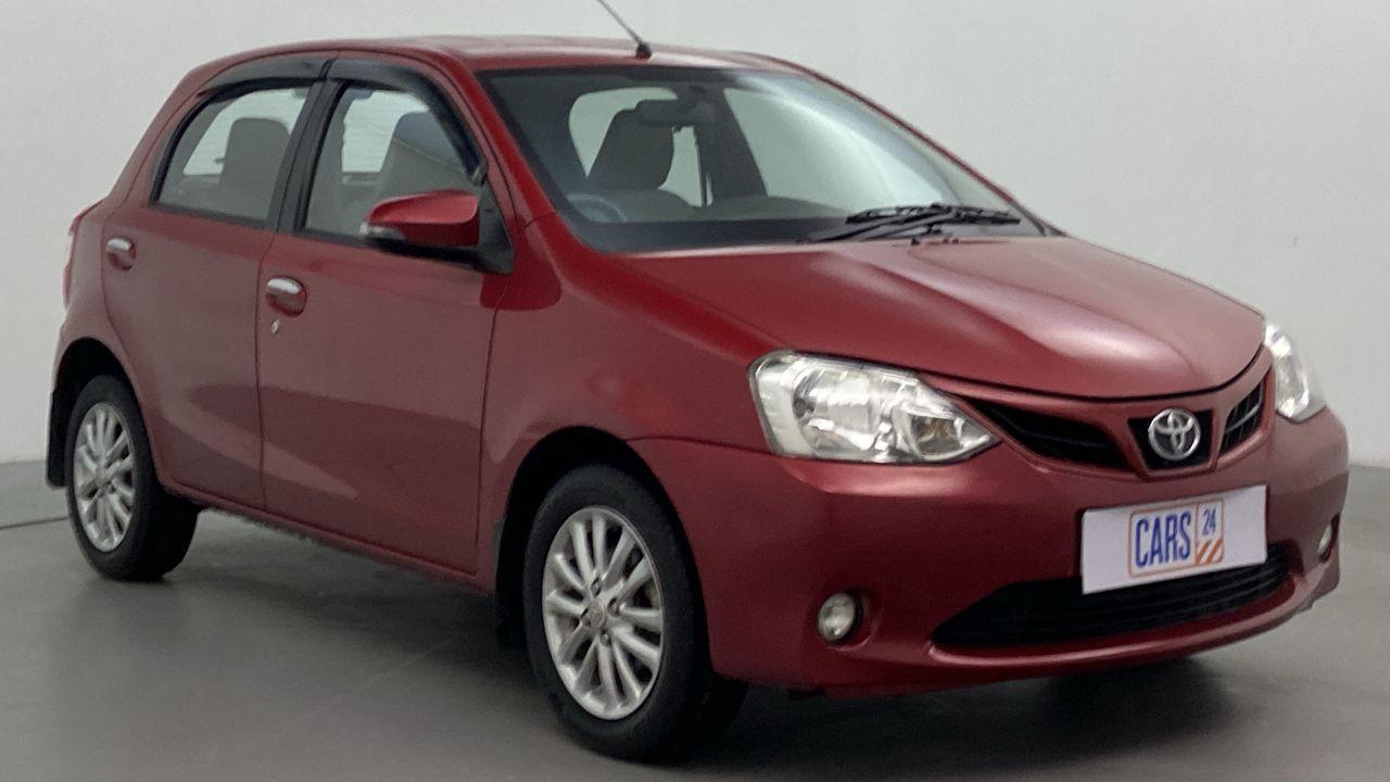 2014 Toyota Etios Liva D-4D VXD