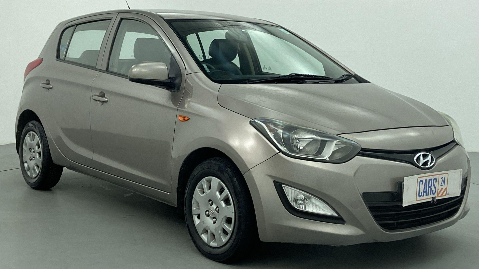 2012 Hyundai i20 MAGNA 1.4 CRDI