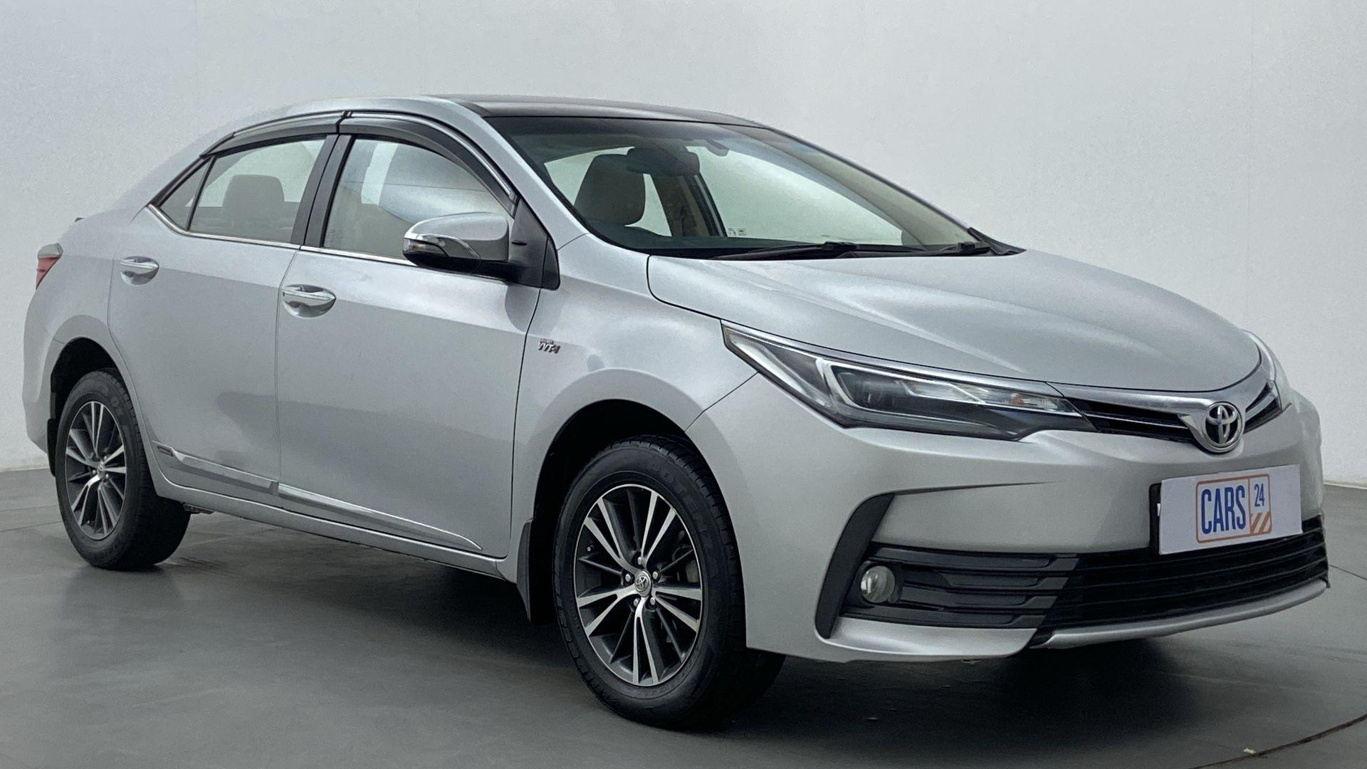 2018 Toyota Corolla Altis VL AT