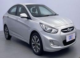 2014 Hyundai Verna FLUIDIC 1.4 CRDI CX