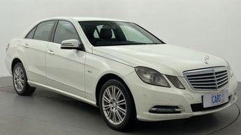 2013 Mercedes Benz E Class E 220 CDI ELEGANCE