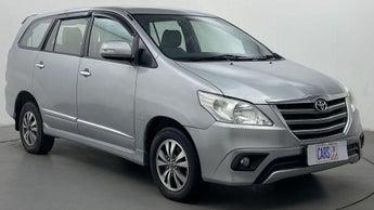 2015 Toyota Innova 2.5 VX 7 STR BS IV