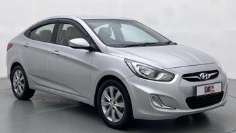 2012 Hyundai Verna FLUIDIC 1.6 SX CRDI