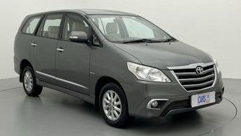 2014 Toyota Innova 2.5 VX 8 STR BS IV