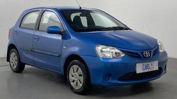 2012 Toyota Etios Liva G SP