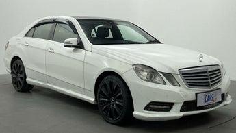 2012 Mercedes Benz E Class E 220 CDI CLASSIC
