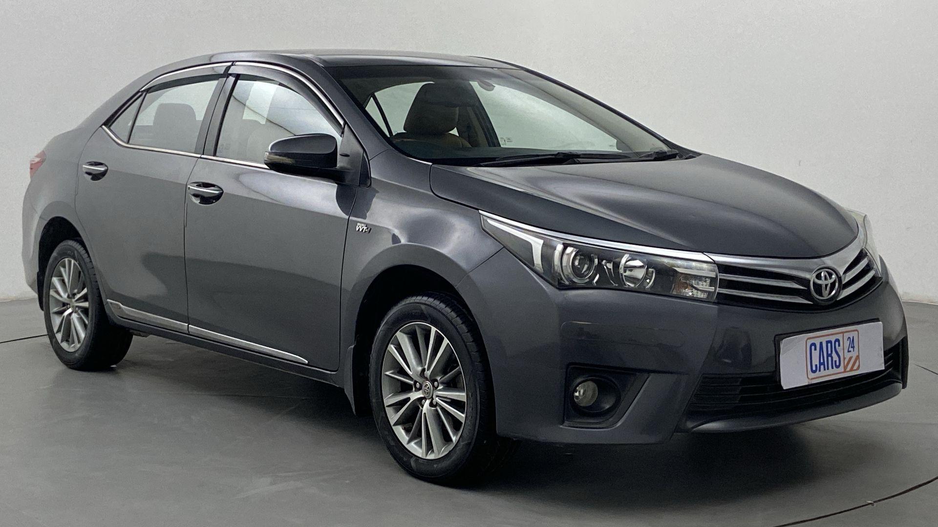 2015 Toyota Corolla Altis GL