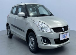 2017 Maruti Swift LXI OPT