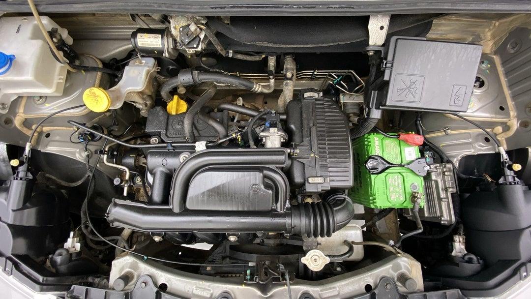 OPEN BONNET (ENGINE) VIEW