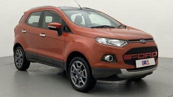2017 Ford Ecosport 1.5 TDCI TITANIUM PLUS