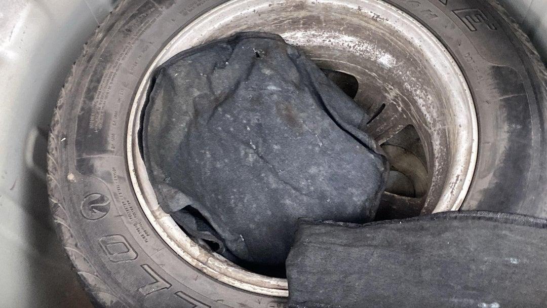 Spare Tire Damage