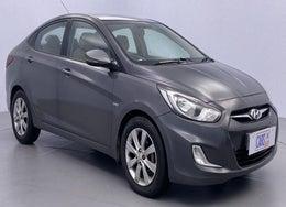 2012 Hyundai Verna