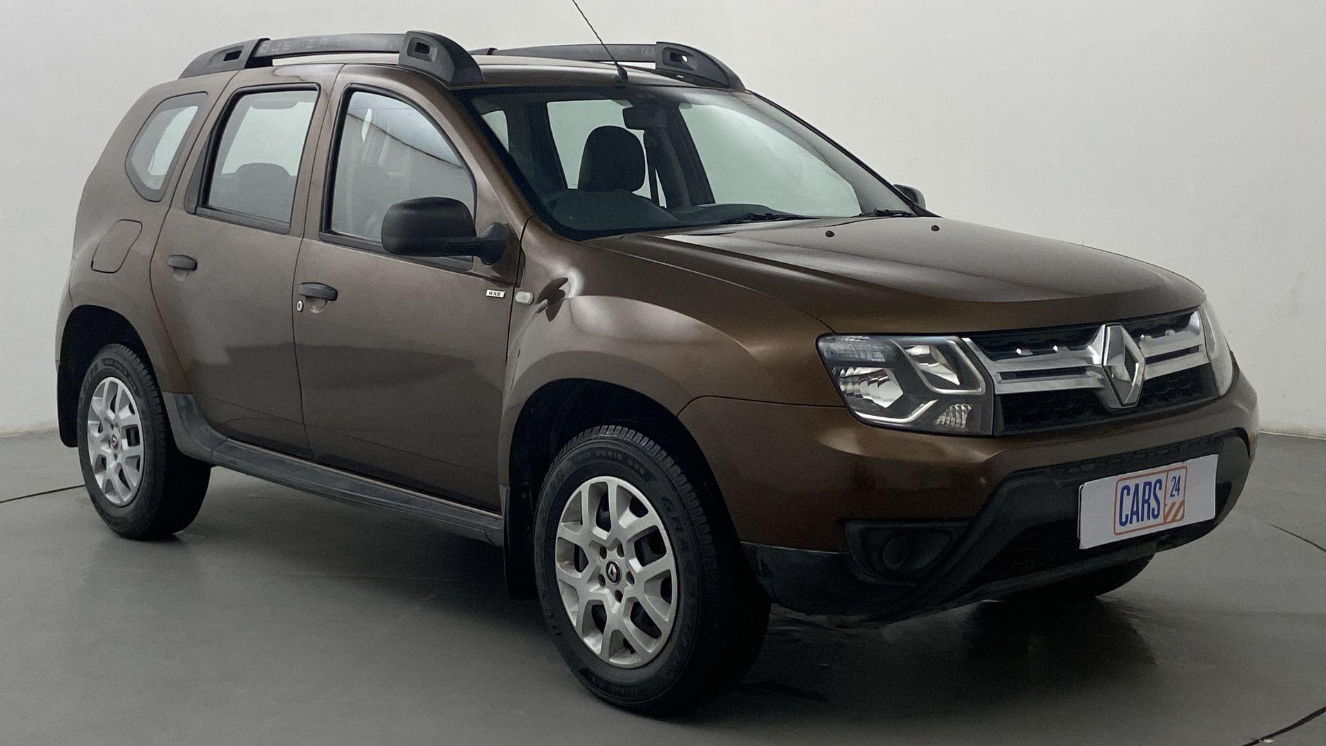 2016 Renault Duster 85 PS RXE