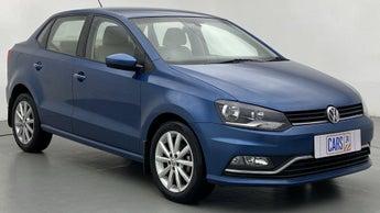 2017 Volkswagen Ameo HIGHLINE PLUS DSG 1.5