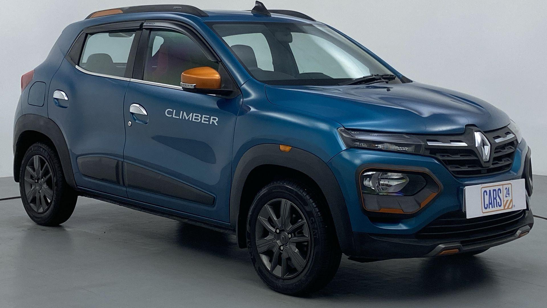 2019 Renault Kwid 1.0 CLIMBER OPT AMT