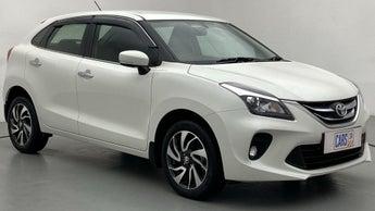 2020 Toyota Glanza V CVT