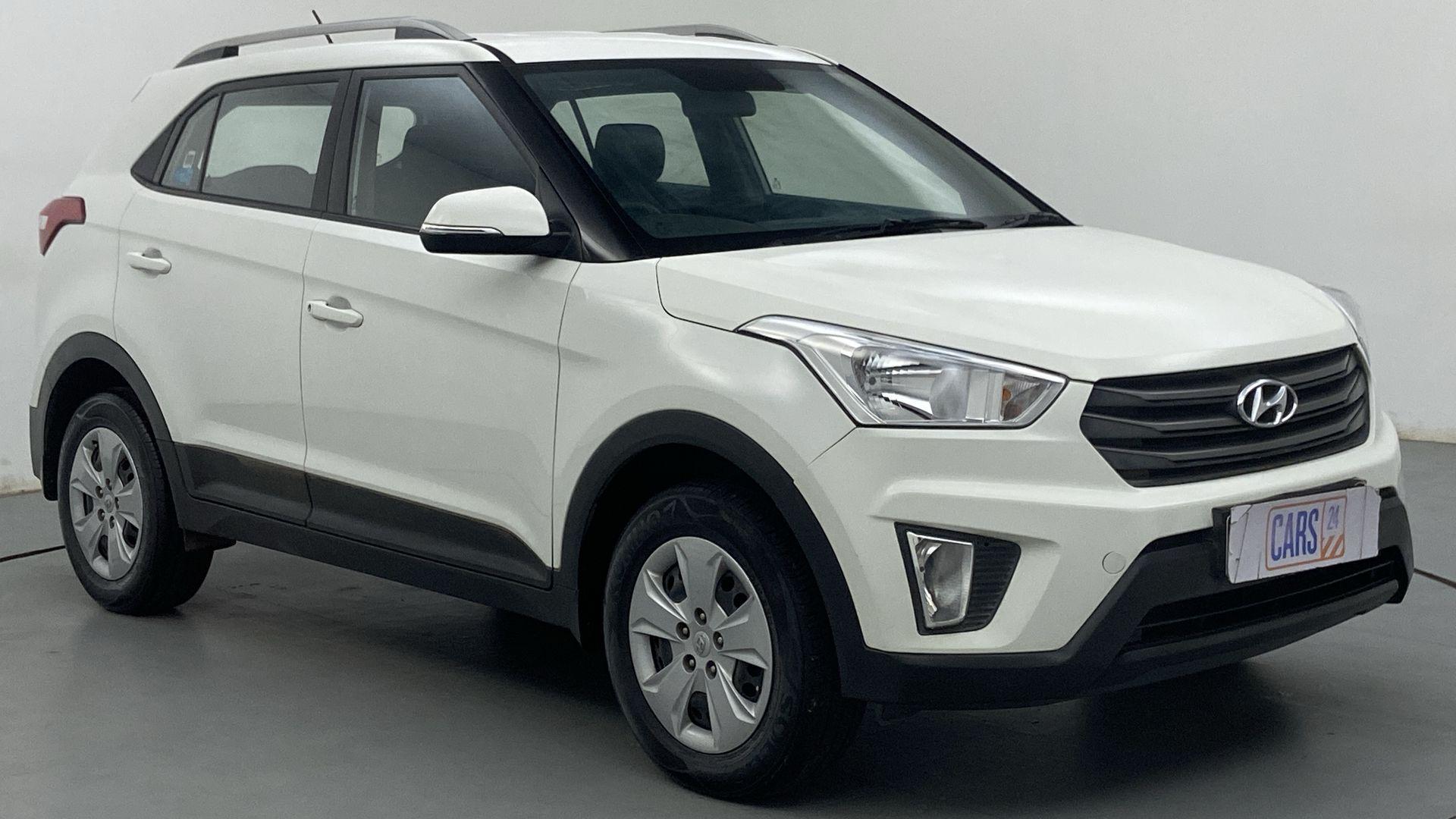 2018 Hyundai Creta 1.6 E + VTVT