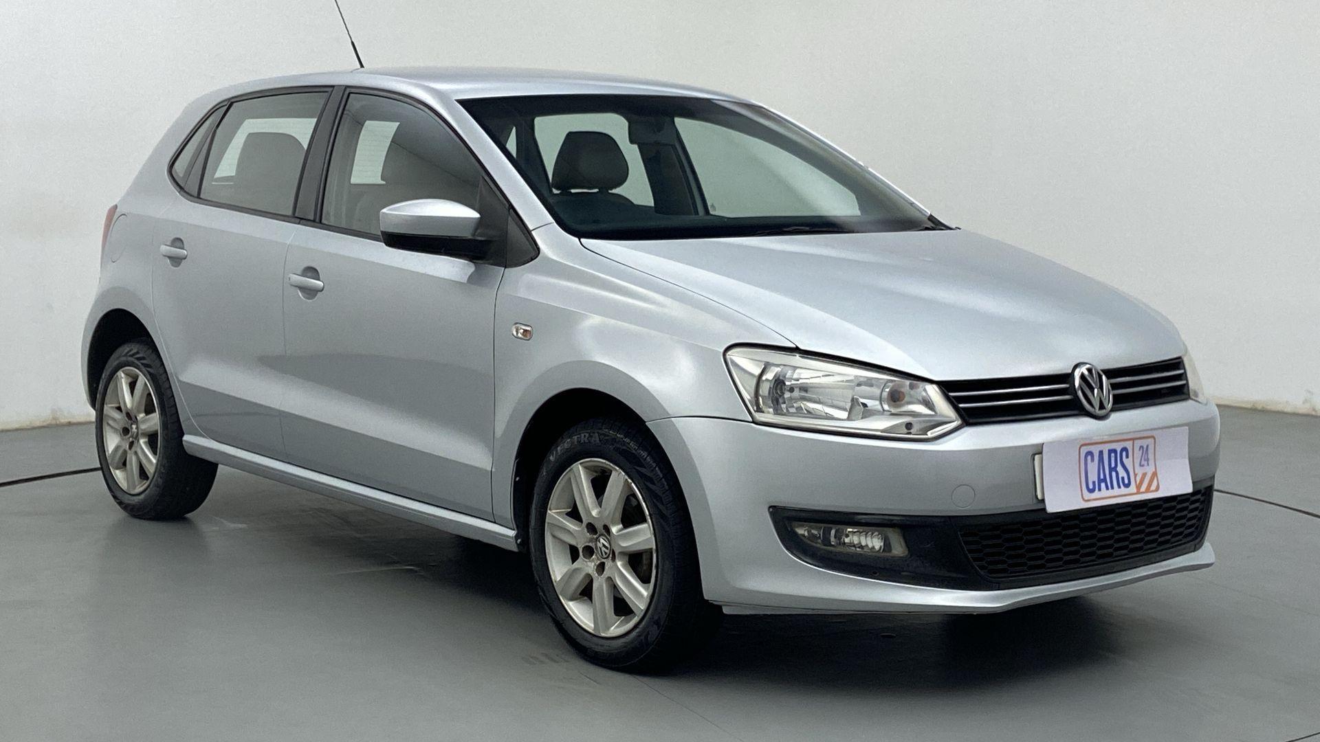 2010 Volkswagen Polo HIGHLINE1.2L DIESEL