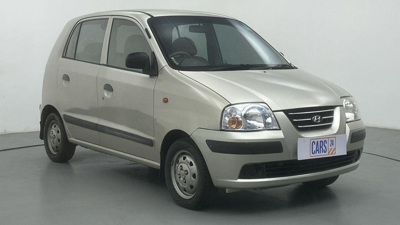 2007 Hyundai Santro Xing GLS