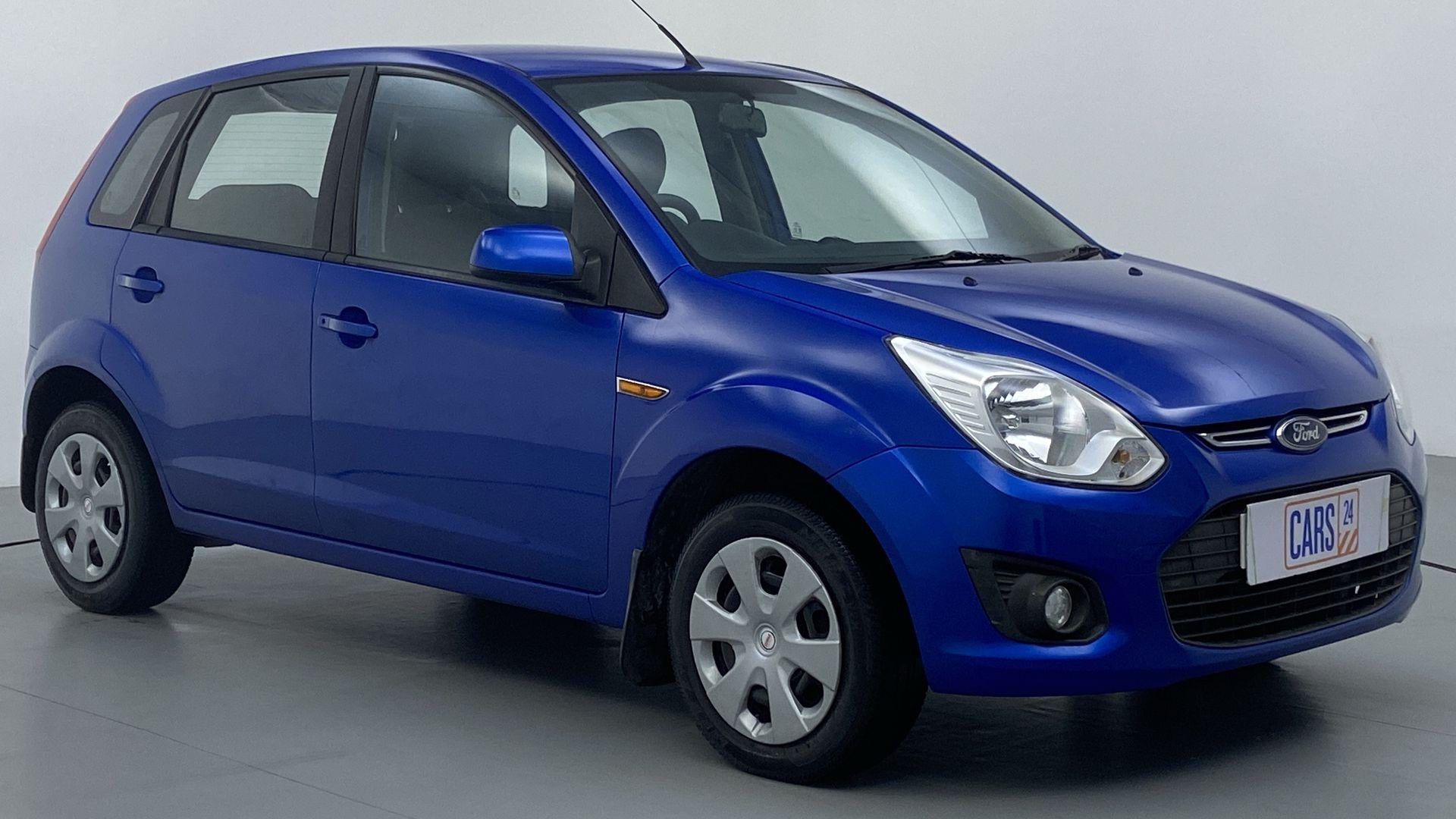 2013 Ford Figo 1.2 ZXI DURATEC